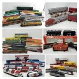 Vintage Tonka, Advertising Trains and Toys- ends 2/25