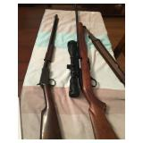 Living Estate-Guns-Collectibles-Furniture-Tools-Household Auction