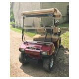 1999 club car with new batteries