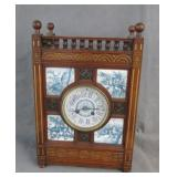 Tile clock