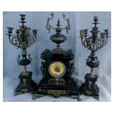 fancy clock set