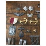 Ewin ww2 medals & insignia