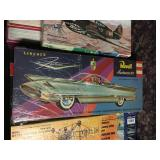 Revell Lincoln Futura Model Kit
