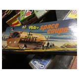Aurora Dick Tracy Space Coupe model