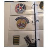 Vintage Military Patches