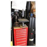 Tool Chest Drill Press, etc...