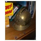 WWI French Fire Helmet