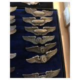 WWI - Vietnam Flight/Aviation Wings