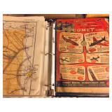 Vintage Model Kit Manuals