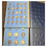 Mercury Dimes, Lincoln pennies, silv