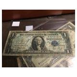 Signed Silver Certificate