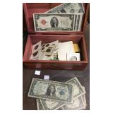 Old US & Foreign Coins & Currency