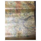 Vietnam Military Map - TET Offensive