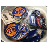 Civil Air Patrol patches and insignia