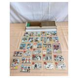 Vintage SportsCard & Memorabilia Online Auction Ends Mon 8-10 8pm 220+ Lots