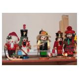 ...more Nutcrackers...