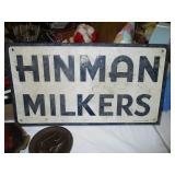Dairy Farm Metal Sign