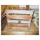 Peru Indiana Crate