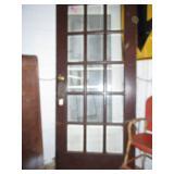 Vintage Door w Hardware