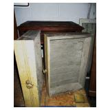 Primitive Cabinet Drawers