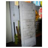 Primitive Door w Hardware