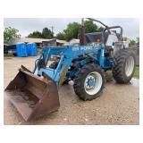 23rd Annual Spring Farm Equipment & Horse Auction