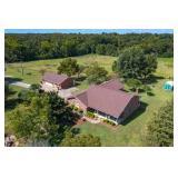 Cookville, TX 55 +/-acres Main house & Guest House