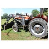 Tafe 35DI Tractor w/1301 hours Westindorf loader