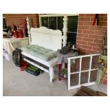 V Patton Estate Sales PHASE I Dade City Unbelievable amount of Shabby, Small Antiques, Yard Art, Pla