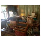 RIDICULOUS PEPPERELL HIDDEN GEM ESTATE dolls, antiques, cast iron, tools and more