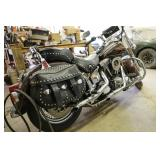 1986 Harley Davidson Heritage Soft Taill