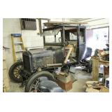 1925 Model T Ford DR