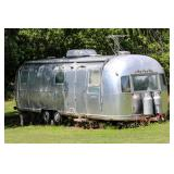 Air Stream Camper