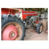 Massey Ferguson 150 Diesel Tractor