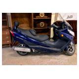 2003 Suzuki Burgman 400