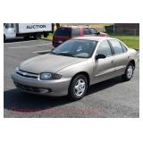 2004 Chevy Cavalier - Sold at 5PM