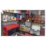Tools, Vintage Electronics, Shortwave Radios, etc