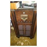 Vintage Floor model radio