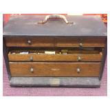 machinist chest antique
