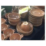 russel wright dishes stoneware