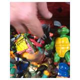 original teenage mutant ninja turtle action figures