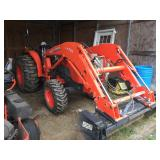 Fall Annual Tractor & Equip Consignment Auction
