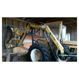 Ford 6610 Tiger Spcl / 6ft Rotary Cutter