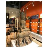 150-200 year old Statue $5,500
