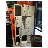 Lockers $50