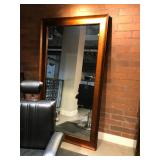 $100 Floor length mirrors