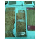 EXOTIC WOOD , LUMBER & VENEER , NEW INVENTORY LIST,  used in Luxury Yachts, autos, craft, boats