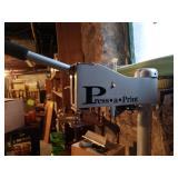 Press A Print -Pad Printer Model QM-4