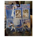 Major League cards and figures