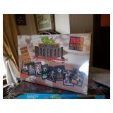 Vintage baseball card games